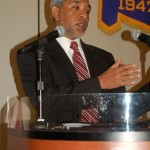 Speaking at Rotrary Club Jacksonville Downtown on Sep 24, 2014.