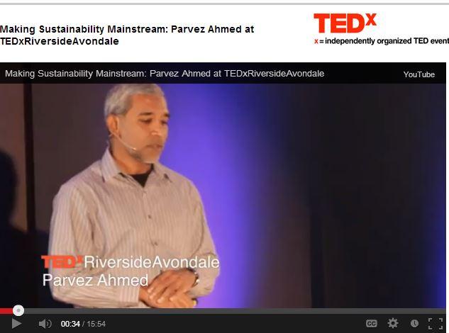 Capture TEDx